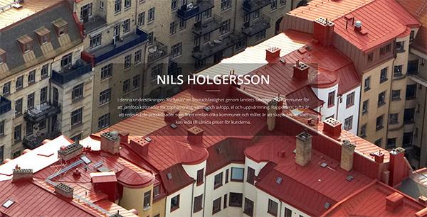 Nils Holgerssonsrapporten
