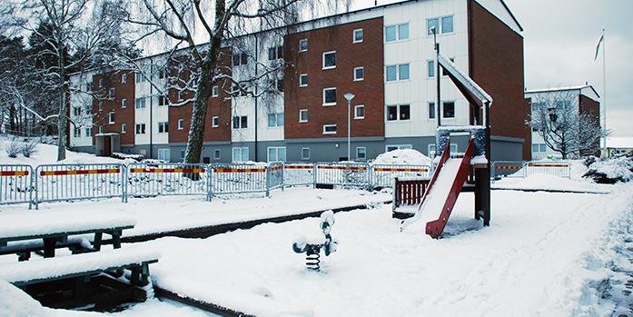 Uppgradering av värmesystemet i HSB Brf Uppegård