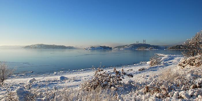 Miljövärden för fjärrvärmen i Stenungsund år 2017